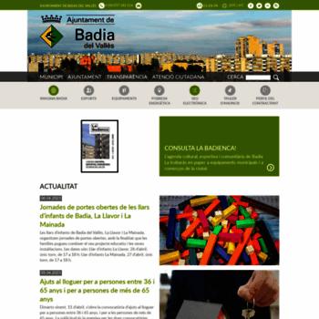 Badiadelvalles.net thumbnail