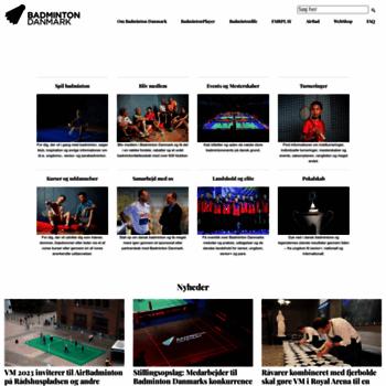 Badminton.dk thumbnail