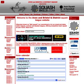 Badsquash.co.uk thumbnail
