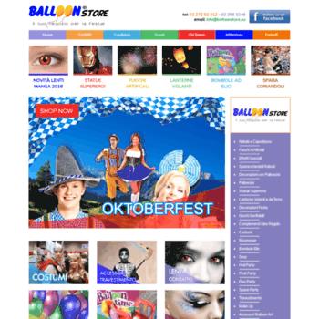 Balloonstore.eu thumbnail