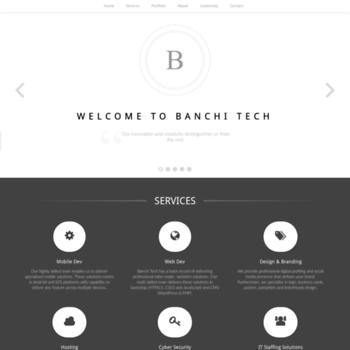 Banchitech.co.za thumbnail