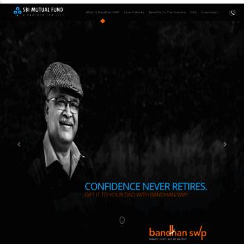 Bandhanswp.sbimf.com thumbnail