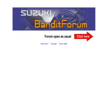 Banditforum.co.uk thumbnail