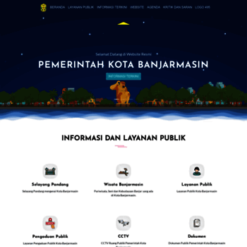 Banjarmasinkota.go.id thumbnail