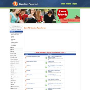 Bankpo.questionpaper.net thumbnail