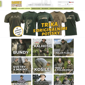 8babacf1ba8a banner-eshop.cz at WI. Úvodní stránka