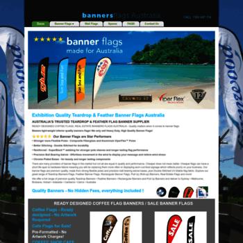 Bannersflags.com.au thumbnail