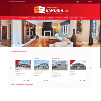 Bardier.ca thumbnail