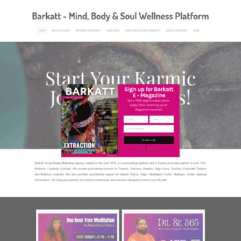 Barkatt.in thumbnail