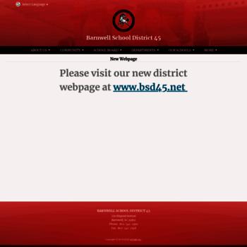 Barnwell45.org thumbnail