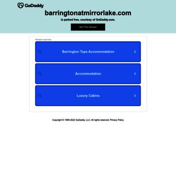 Barringtonatmirrorlake Com At Wi Apartments For Rent In Apopka Fl