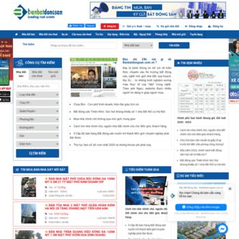 Batdongsanthanhhoa.net thumbnail