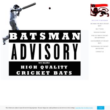 Batmaker.co.uk thumbnail
