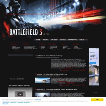 Battlefield-3.org thumbnail