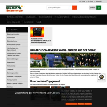Bau-tech.shop thumbnail