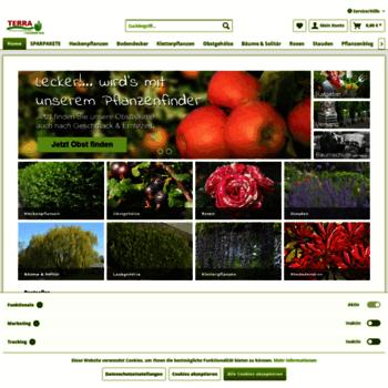 Baumschule-pflanzen-versand.de thumbnail