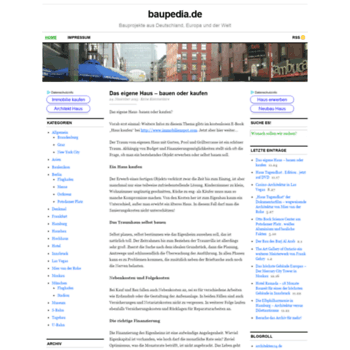 Baupedia.de thumbnail