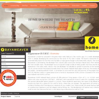Bayaweaverhome.in thumbnail
