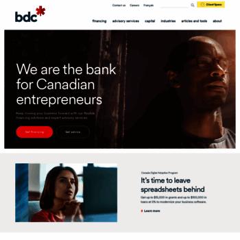 Bdc.ca thumbnail