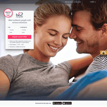 be2 dating NZ