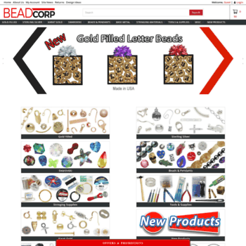 Beadcorp.com thumbnail