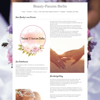 Beauty-passion.berlin thumbnail