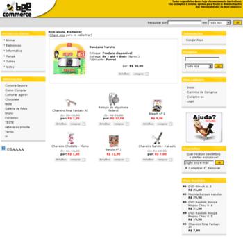 Beecommerce.com.br thumbnail