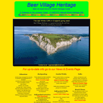 Beervillageheritage.org.uk thumbnail