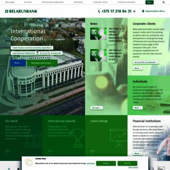 Belarusbank.by thumbnail
