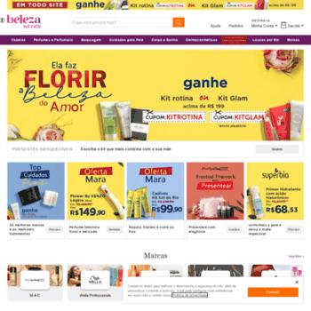 Belezanaweb.com.br thumbnail