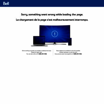 Bell.ca thumbnail