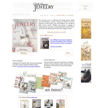 Bellearmoirejewelry.com thumbnail
