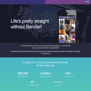 Bender gay app
