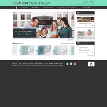 Bendheimcabinetglass.com Thumbnail