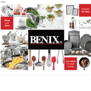 Benix.ca thumbnail