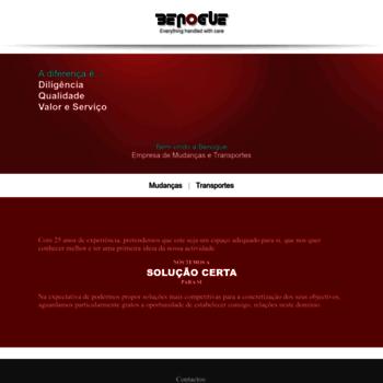 Benogue.pt thumbnail
