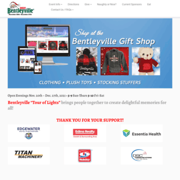 Bentleyvilleusa.org thumbnail