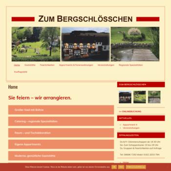 Bergschloesschen-hochland.de thumbnail