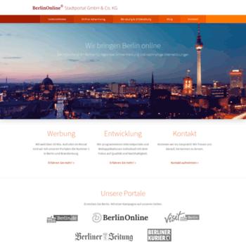 Berlin-online.de thumbnail