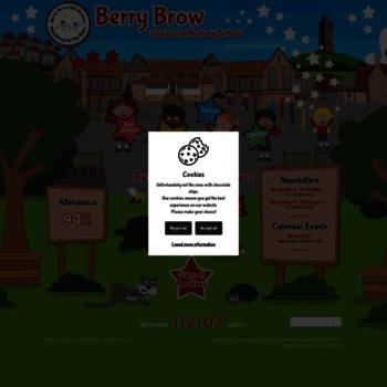 Berrybrow.co.uk thumbnail