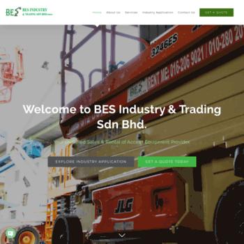 Besindustry.com.my thumbnail