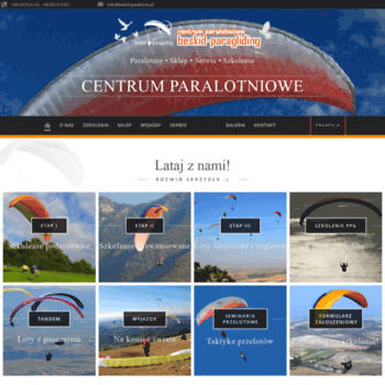 Beskid-paralotnie.pl thumbnail