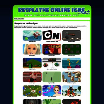 Besplatneonlineigre.net thumbnail