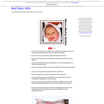 Best-baby-gifts.com thumbnail