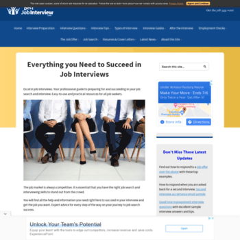 Best-job-interview.com thumbnail