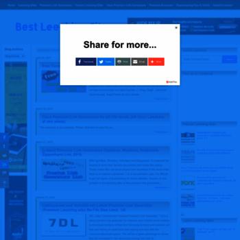 Best-leeching-site.blogspot.com.br thumbnail