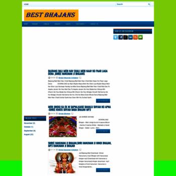 Bestbhajans1.blogspot.in thumbnail