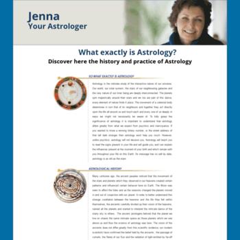 astrologer jenna reveals