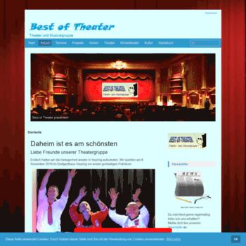 Bestoftheater.info thumbnail