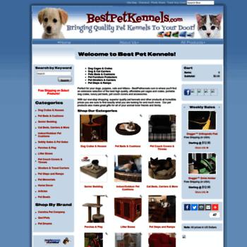 Bestpetkennels.com thumbnail